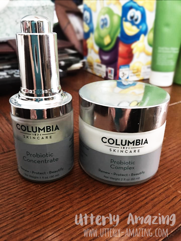 Make Your Face Feel Amazing With Columbia Skincare Probiotics