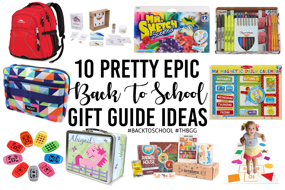 10 Pretty Epic Back To School Gift Guide Ideas