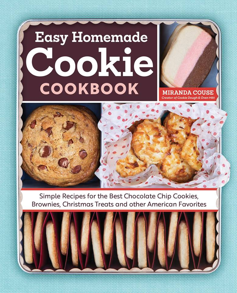 Pre-Order Your Copy of Easy Homemade Cookie Cookbook