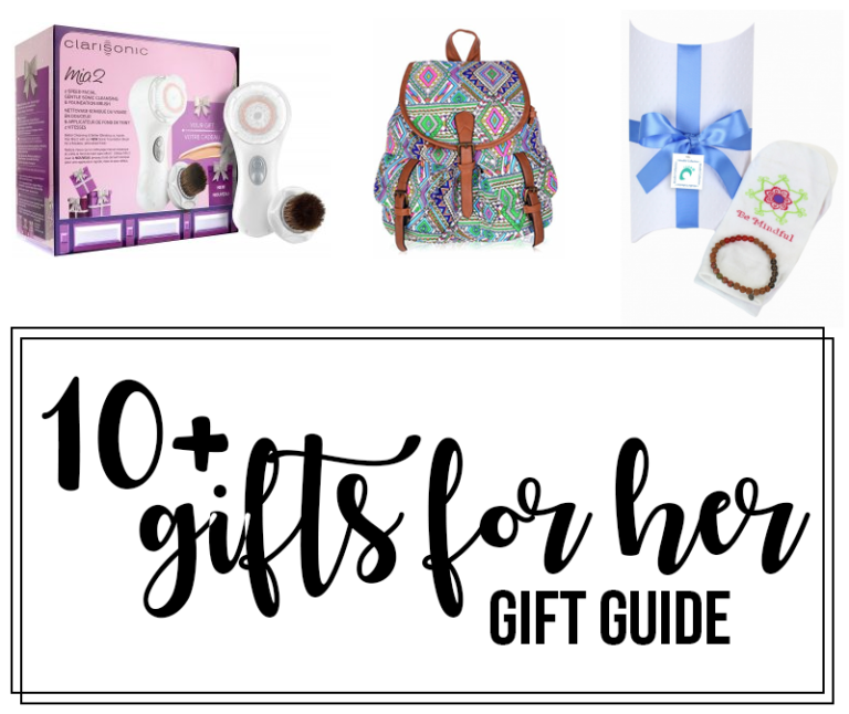 10+ Pretty Awesome Gifts For Her in 2017