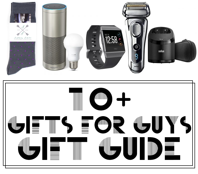 10+ Manly Man Gifts For Him In 2017   #THBGG #ad