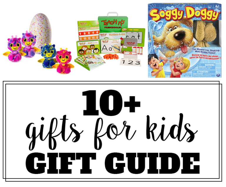 10+ Terrific Toys Gifts For Kids in 2017