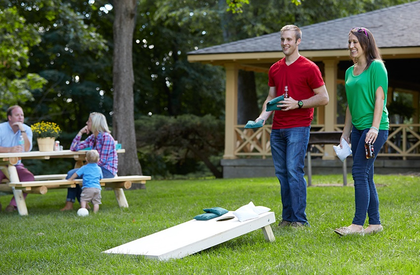 Cornhole Boards Can be Fun for the Whole Family