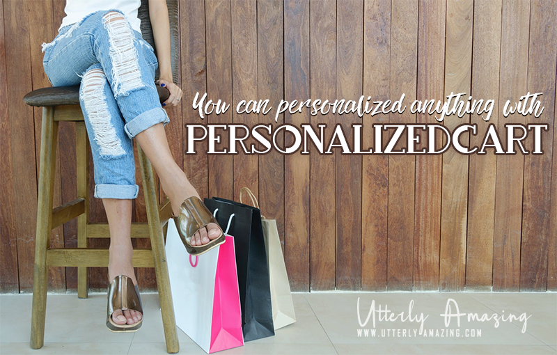 You Can Personalized Anything With Personalized Cart