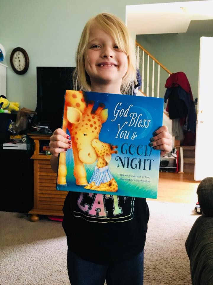 God Bless You and Good Night   Children's Book Review