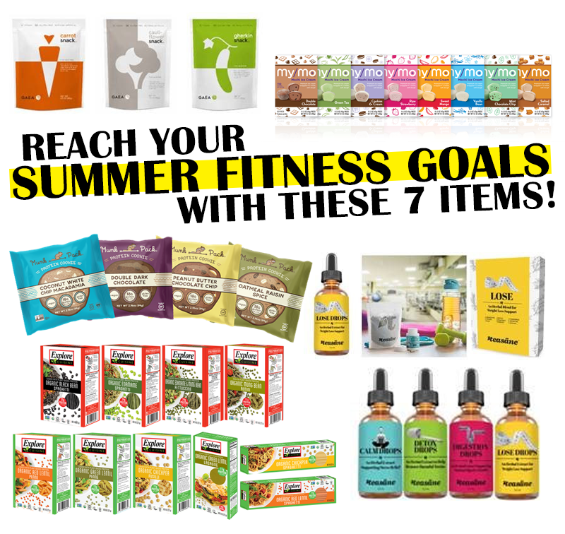 Reach Your Summer Fitness Goals With These 7 Items!
