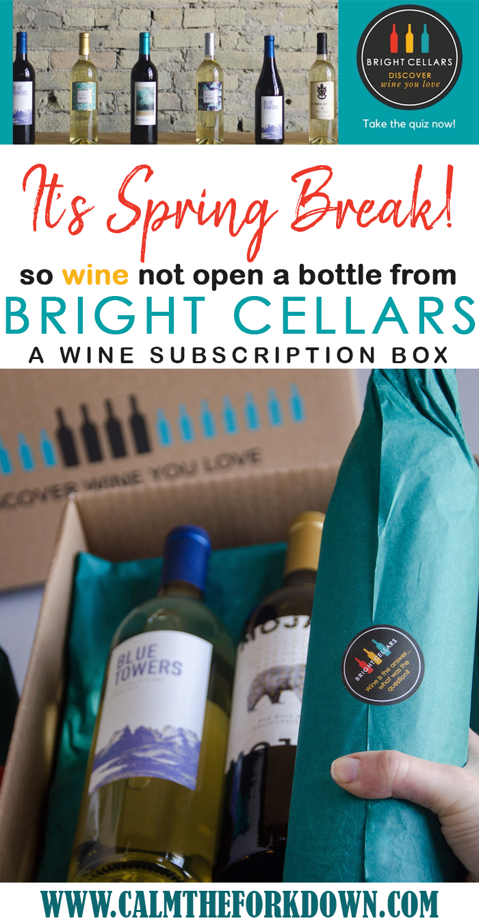 Bright Cellars is $60 a month plus $8 in shipping for a total of $68. For $68 you get 4 bottles of wine delivered to your doorstep.