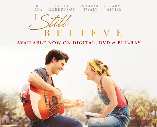 #IStillBelieve A Real Life Story of Hope | Jeremy Camp Story | #BELIEVEL3