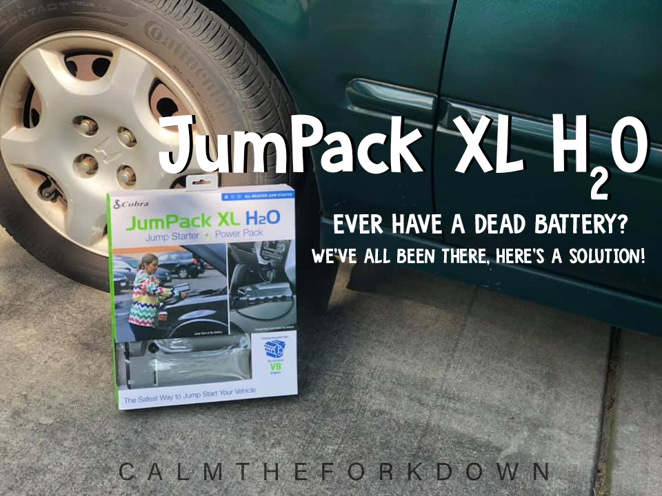 Ever Have A Dead Battery? We've All Been There, Here's A Solution!