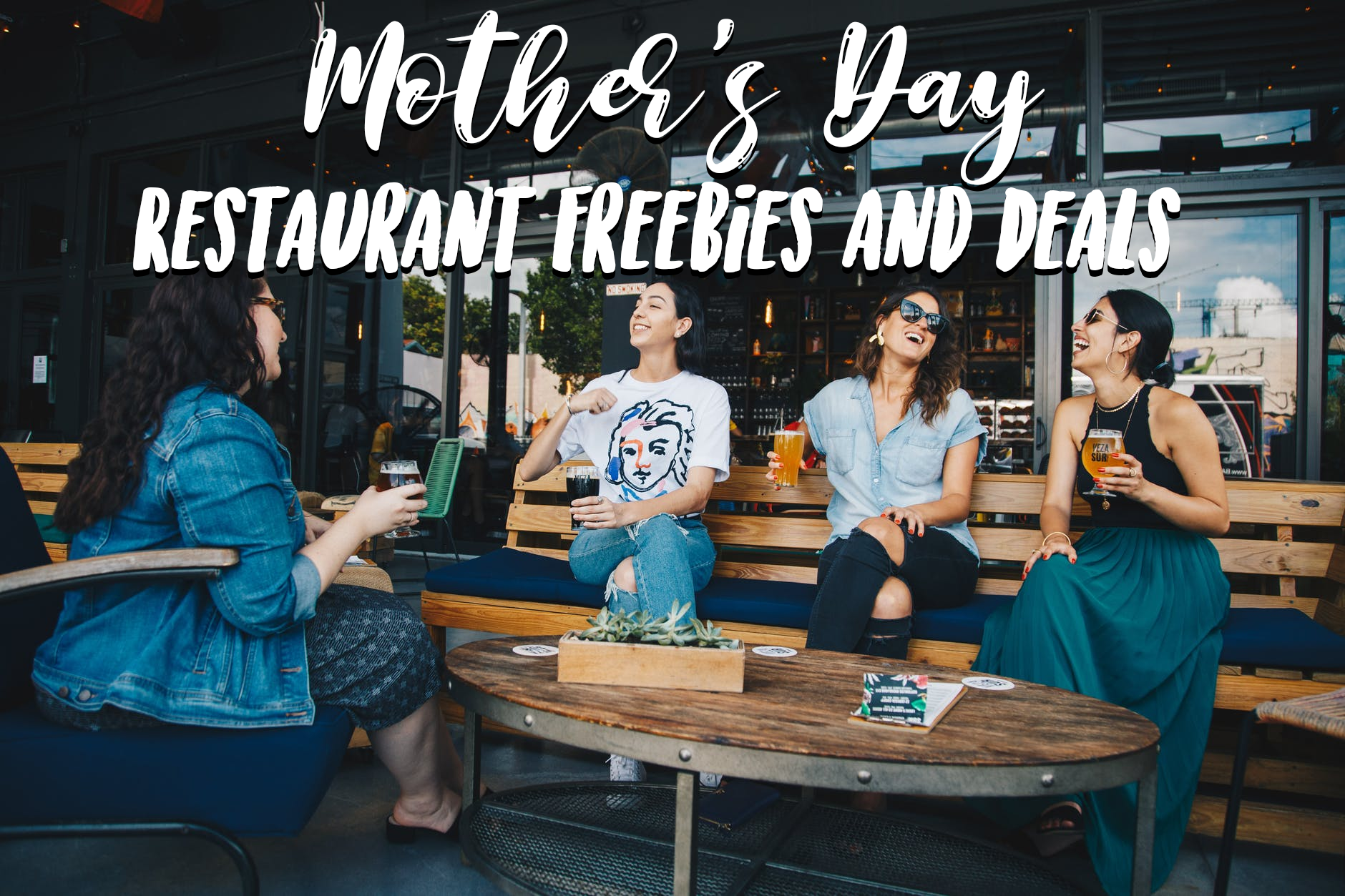 Mother's Day Restaurant Freebies and Deals