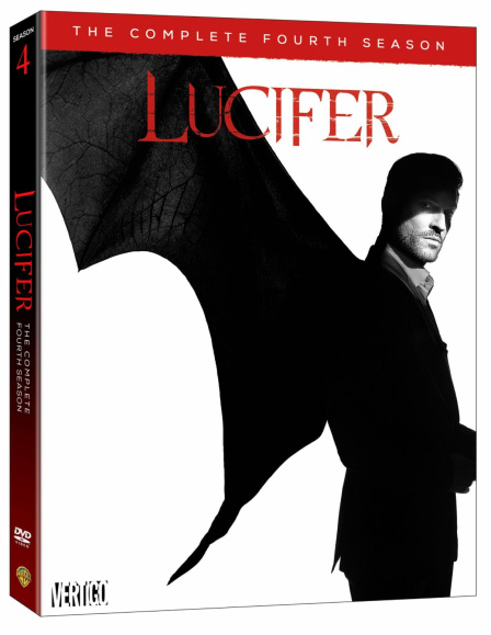 Lucifer: The Complete Fourth Season Releasing on Blu-ray and DVD May 12th