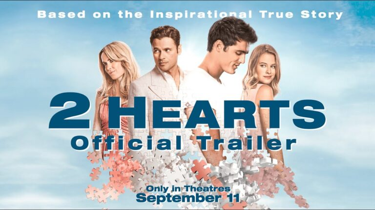 Inspirational True Story 2 HEARTS in theaters October 16