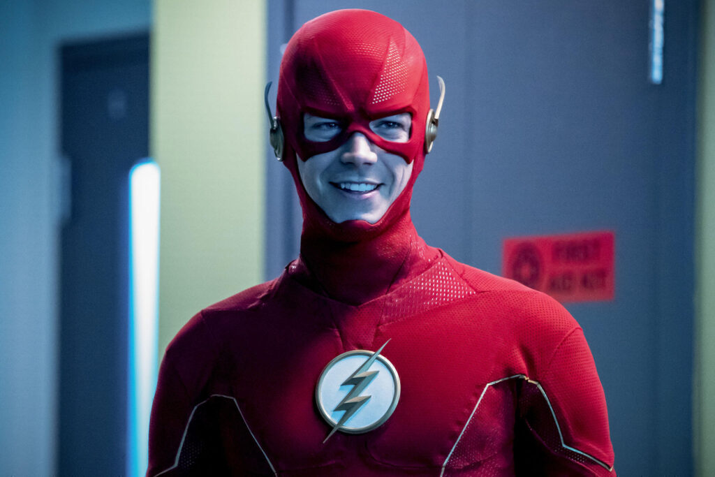 Catch Up (If You Can) With The Fastest Man Alive! The Flash: Sixth Season Zooms on to Blu-Ray & DVD August 25