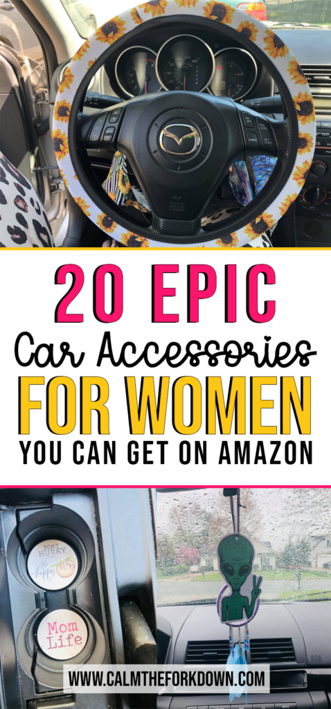 [20 Epic] Car Accessories For Women You Can Get on Amazon