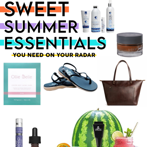 15 Summer Essentials You Need on Your Radar
