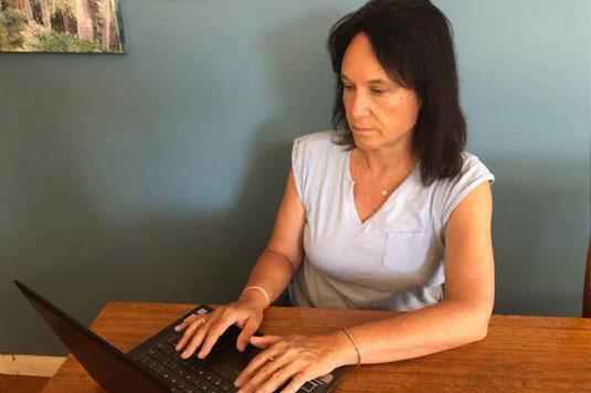 Online coaching service
