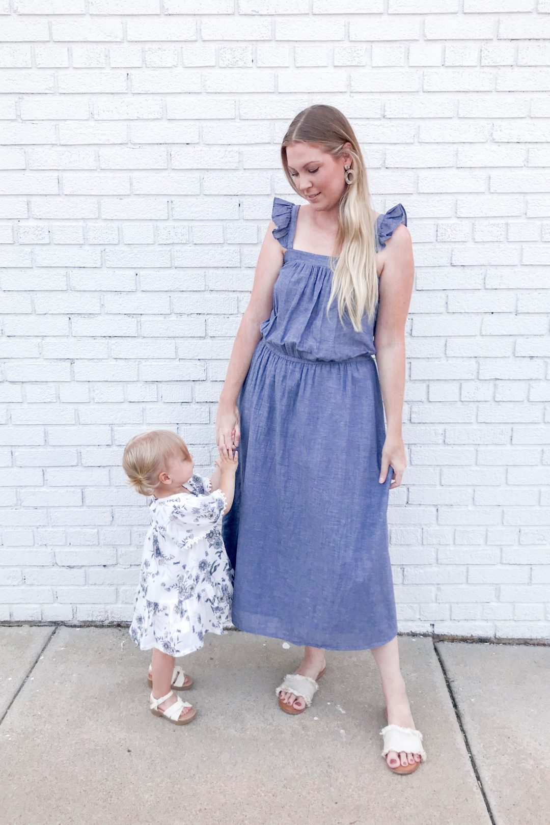 Cotton Midi Dress 2