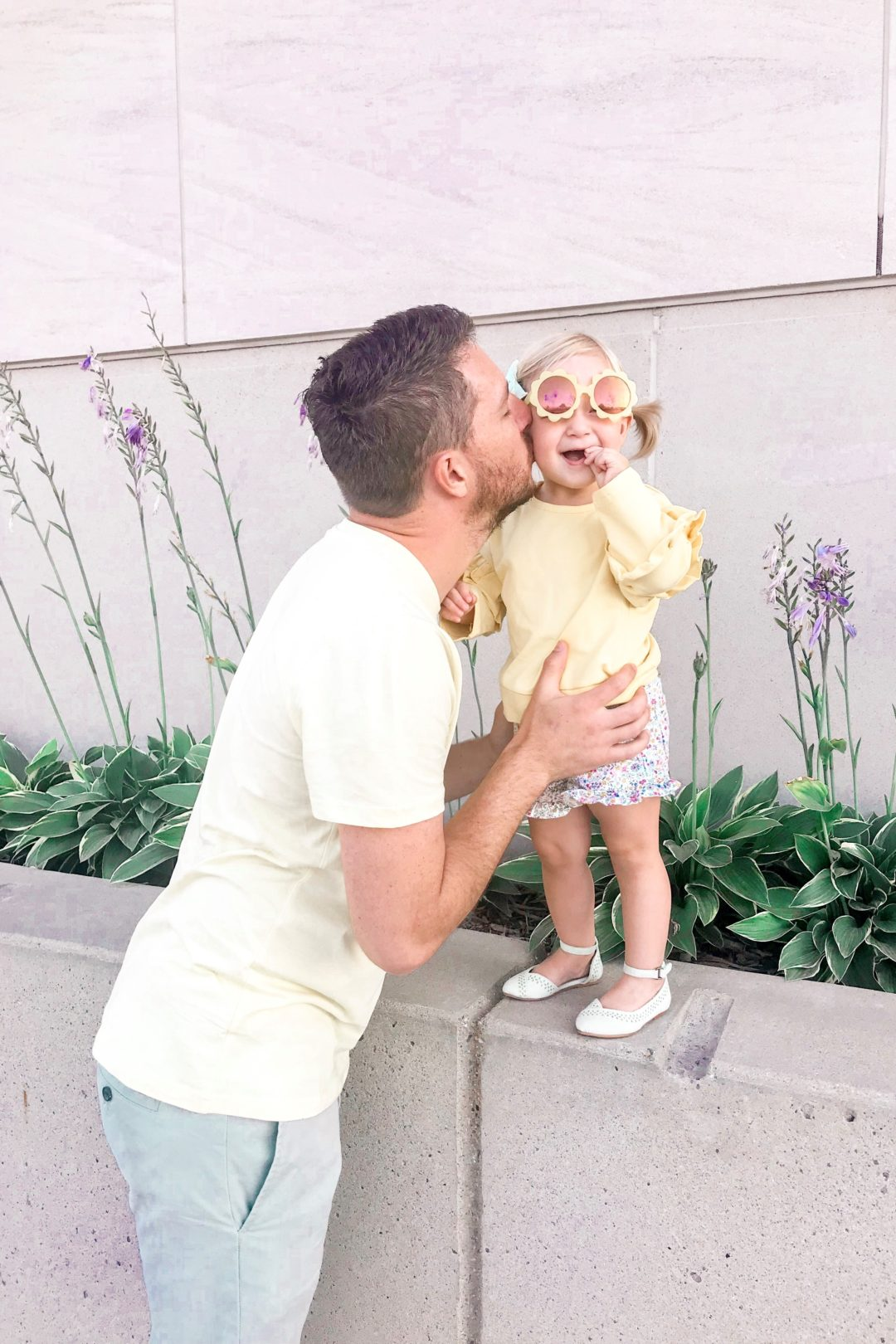 Daddy Daughter Outfit 1