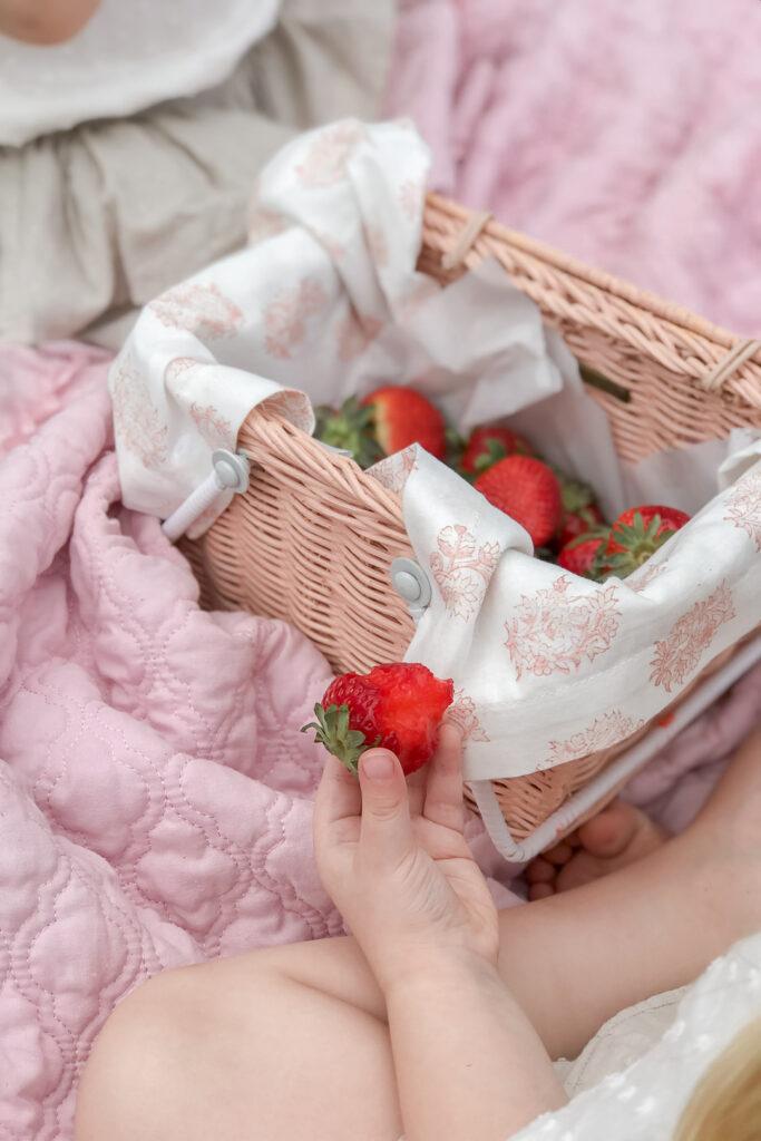 Strawberry Picking 2