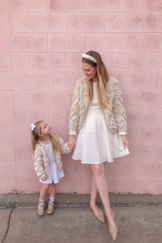 Mommy & Me Cardigans 2