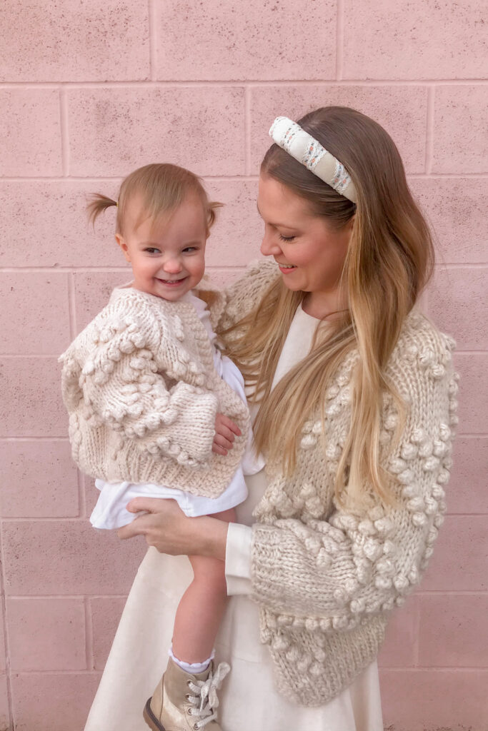 Mommy & Me Cardigans 1