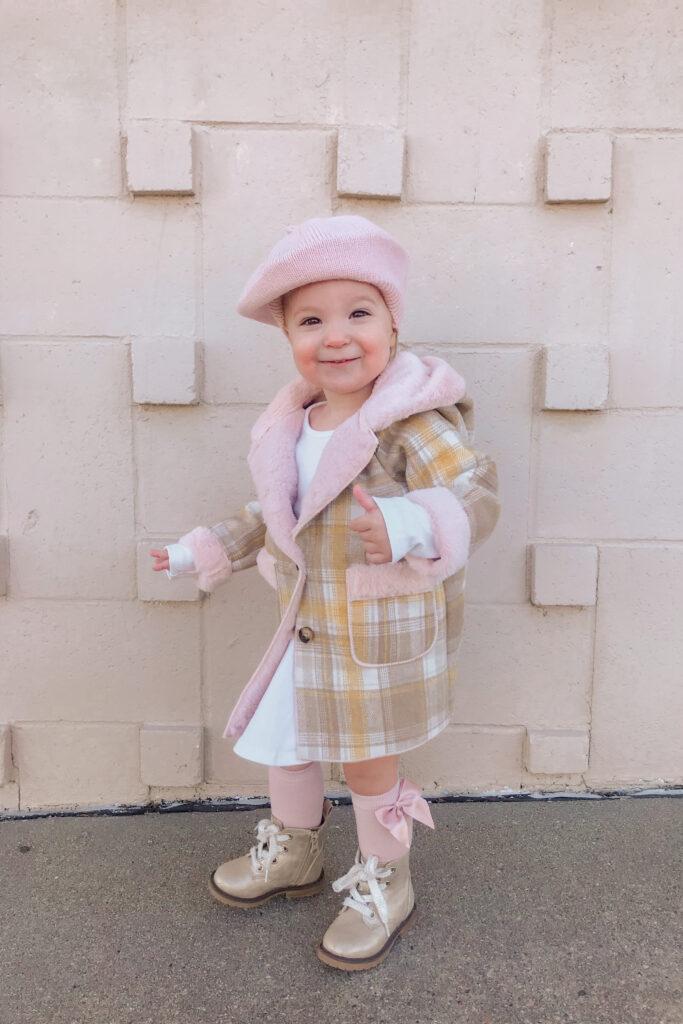 Toddler Girl Coats 6