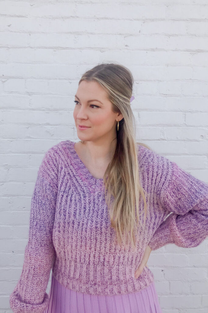 Ombre Sweater 6