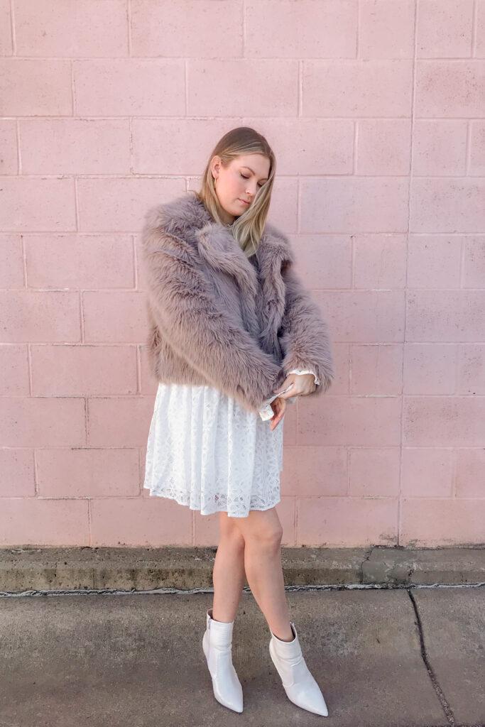 White Lace Dress 7