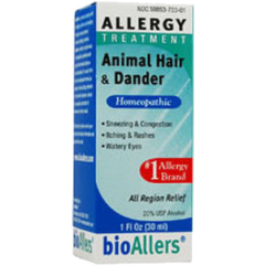 Bio-Allers Animal Hair Dander 1 ounce