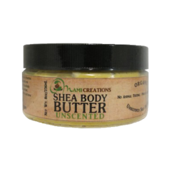 Shea Body Butter 100 Percent Natural Unscented