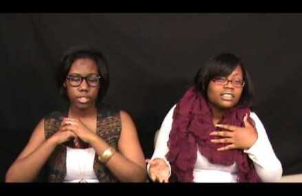 Girl Talk With The Chocolate Twins Ashley & Brionna Topic Negative People