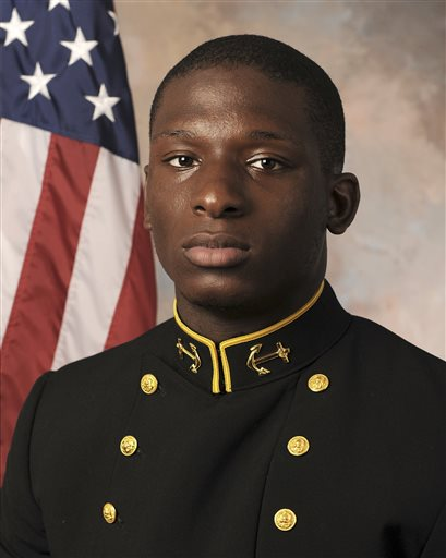 HEARING BEGINS FOR NAVAL ACADEMY FOOTBALL PLAYERS