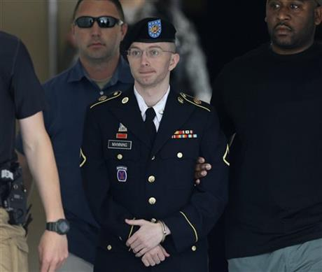 TIGHTER SECURITY AFTER LEAK OF MANNING VIDEO