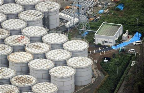 MORE TANK LEAKS FOUND AT JAPAN NUCLEAR PLANT