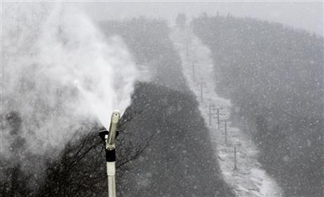 Some Northeast ski resorts open earlier than ever