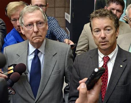Ky. provides power players to Washington politics