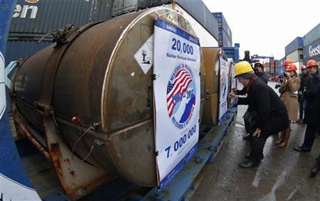 20-year US-Russian nonproliferation program ends