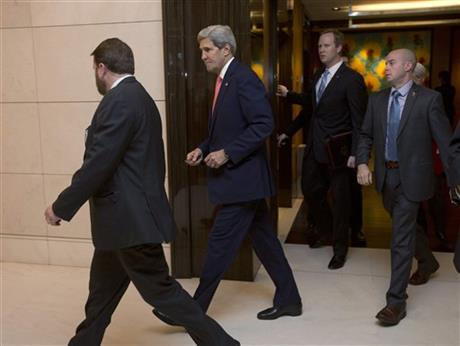 Talks over Iran's disputed nuke program hit a snag