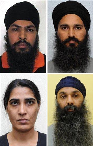 UK JAILS 4 FOR REVENGE ATTACK ON INDIAN GENERAL