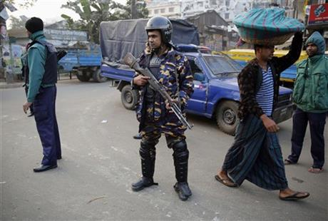 VIOLENCE, BOYCOTT MAR ELECTIONS IN BANGLADESH