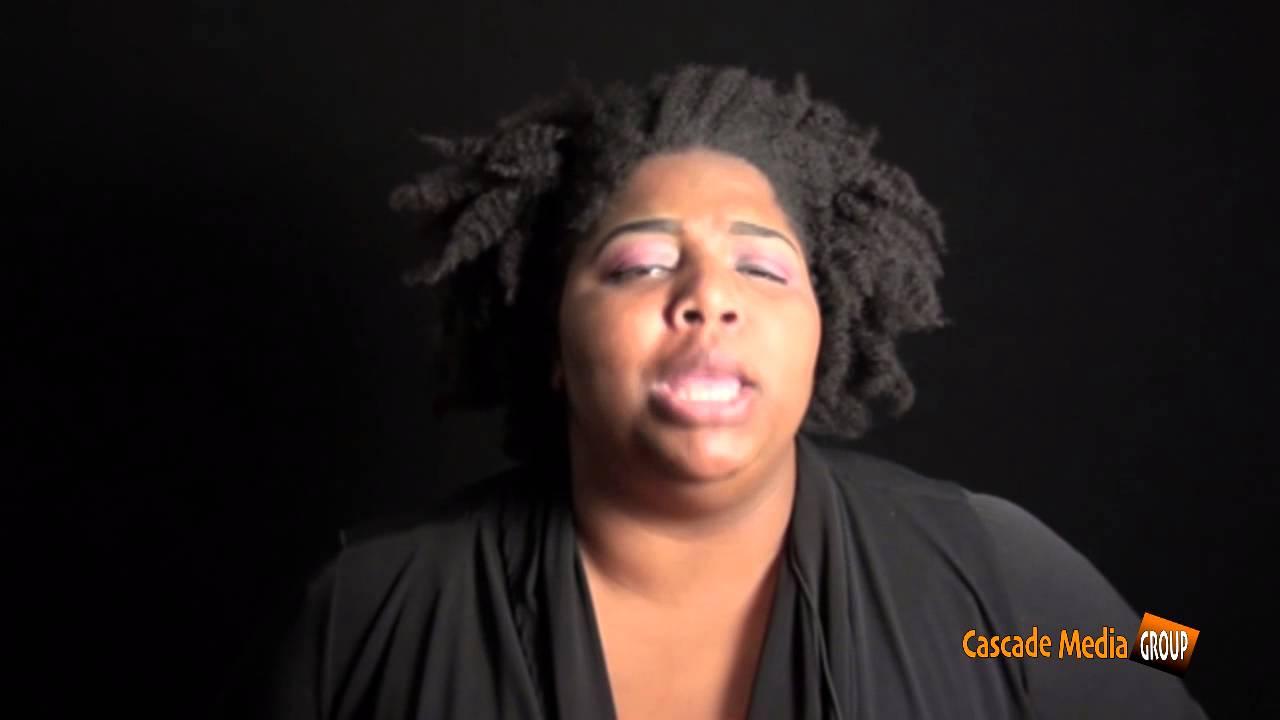 "Poet Sheri 'Purpose' Hall Recites her Poem ""My Boy"""