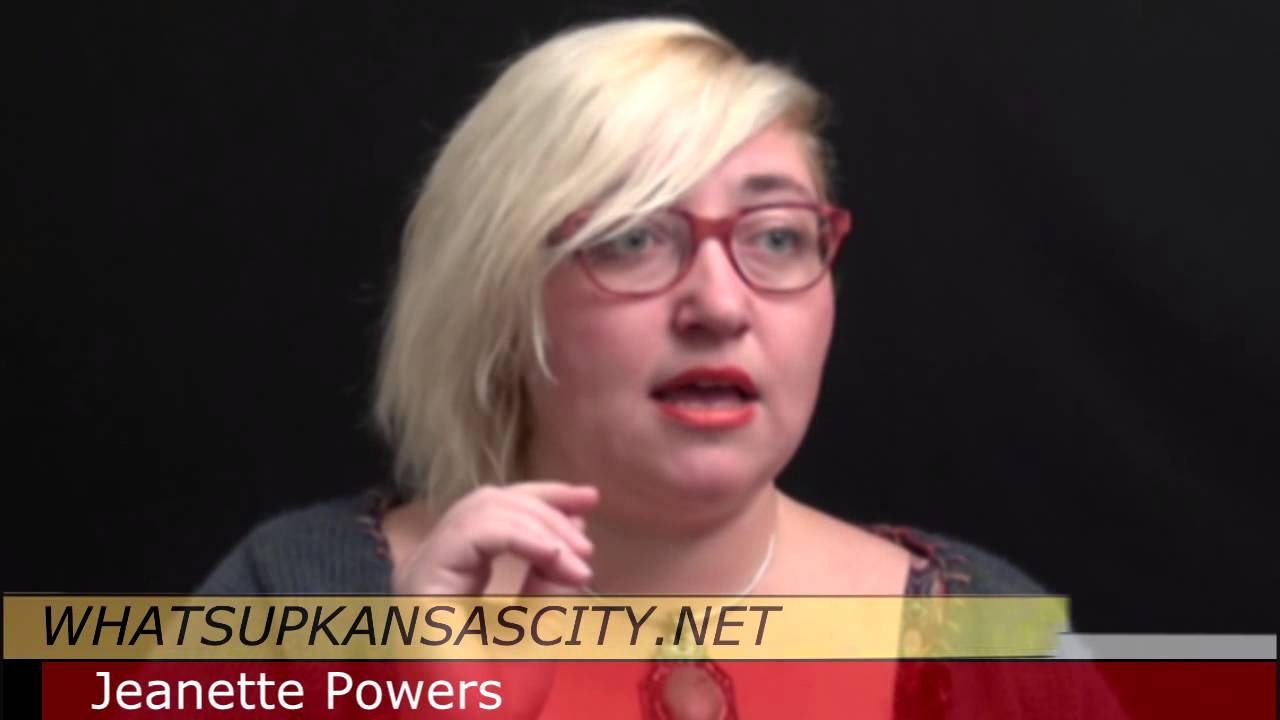 Interview with Poet Jeanette Powers