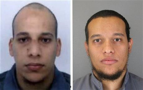 Police official: Charlie Hebdo suspects dead, hostage freed