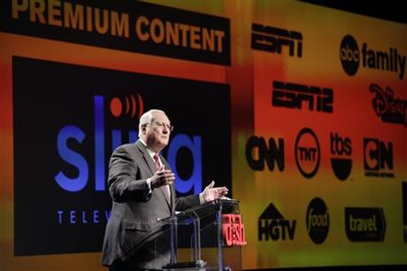 TV makers design for streaming video to stay relevant