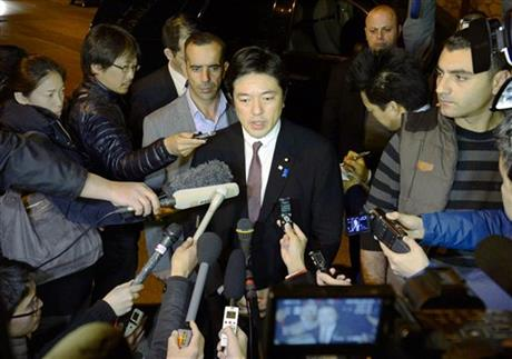 Purported IS message threatens Japan, Jordan hostages