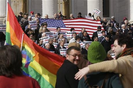 Beyond marriage, challenges ahead for gay rights groups
