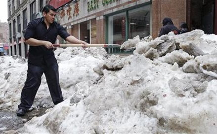 Epic snows have meant economic woes across all industrie