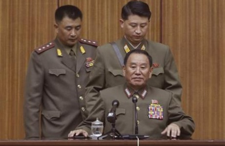 The Latest on Koreas: N. Korea says ready for 'all-out war'