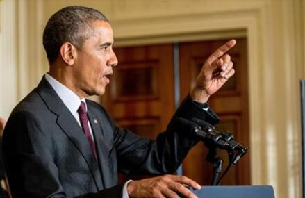 Obama: Iran vote most important intl. debate since Iraq war