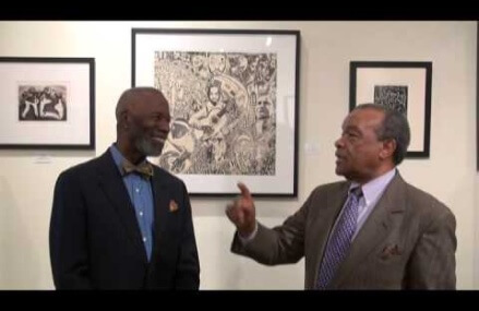 Interview with Dr.  David C Driskell @ American Jazz Museum